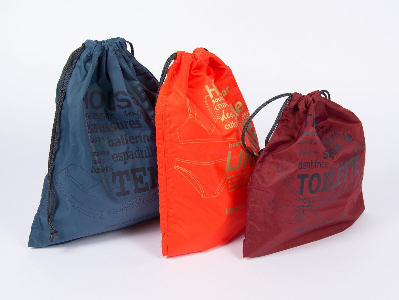Boutique la femme bagagerie housses de - Housse de rangement bensimon ...