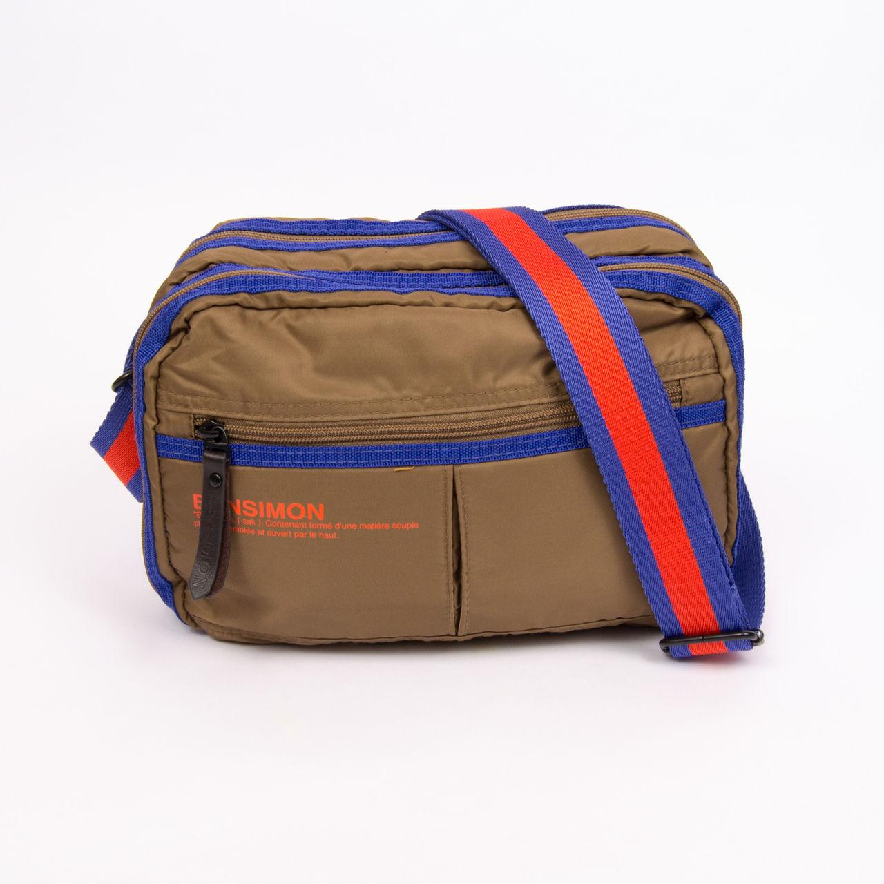 Bensimon Pocket La Sacs Sac BeigeBoutique › Femme Bag Line Working k8wnP0O