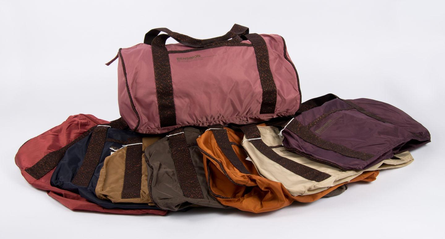sac bensimon color line bag photo 4 - Color Bag Bensimon