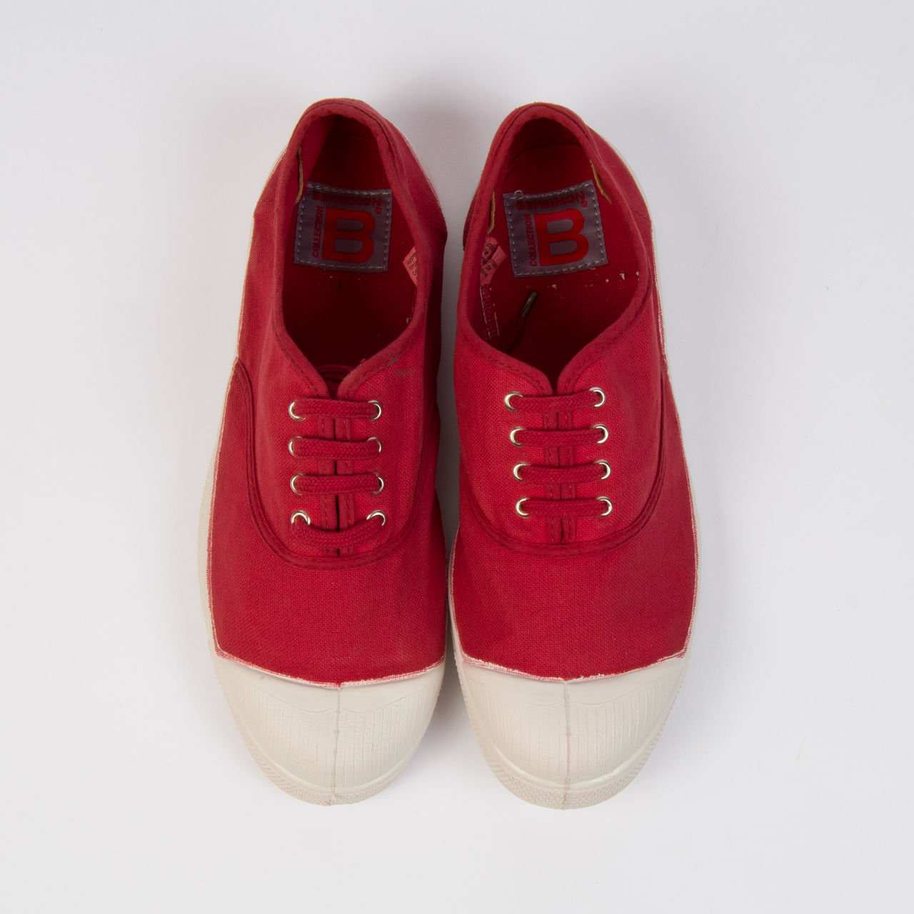 bd590d6fbc5369 Boutique cdvshop.com   LA FEMME > Chaussures > Tennis Bensimon ...