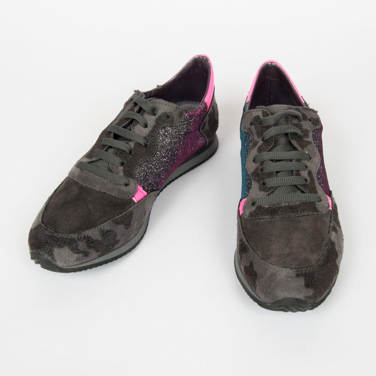 gt; Velvet Blu gt; FEMME gt; Chaussures Boutique LA Basket xE1YqwB