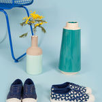 Tennis Bensimon enfant - Elly Indigoprint pois (photo 3)
