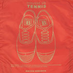 Housse Chaussures Bensimon - Corail