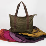 Sac Bensimon Color Line - Zipped tote