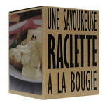 Kit Cookut - Raclette à la bougie