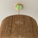 Lampe suspension - Jute (photo 4/4)