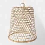 Lampe Suspension - Bamboo D.40 / H.42
