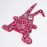 Doudou Toumou - Rabbit rouge arabesque