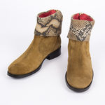 Bottines Catherine Parra - La Rital Python (photo 6/7)