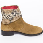 Bottines Catherine Parra - La Rital Python (photo 3/7)