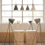 Lampe suspension Mingle Large Grise (photo 4/4)