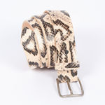 Ceinture Isabelle Varin - Naily Reptile naturel