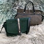 Sac Estellon - Stan Velvet Foret (photo 6/6)