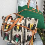 Sac Estellon - Happy Hawaï ikat