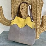 Sac Estellon - Star Totem Gris