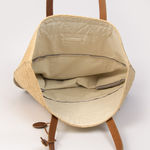 Sac Estellon - Celeste Raphia Naturel  (photo 5/6)