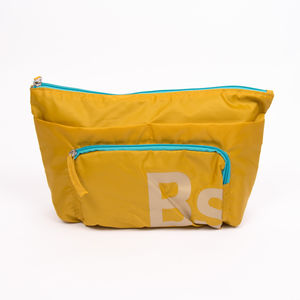 Trousse Bensimon - Beauty Pocket Jaune (photo 1/2)