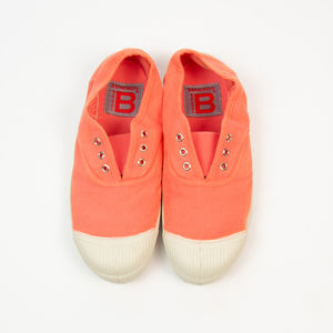 Tennis Bensimon enfant - Elly Pivoine (photo 1/3)