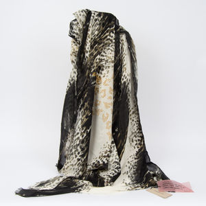 Foulard Codello - Motif et strass (photo 1/3)