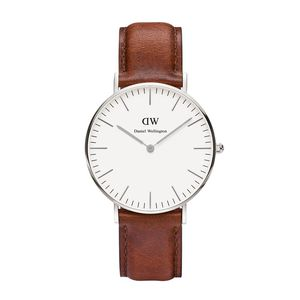 Montre Daniel Wellington - 36mm St Mawes argent (photo 1/4)