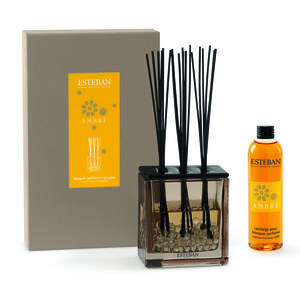 Ambre - Coffret bouquet parfumé (photo 1/1)