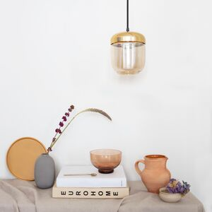 Lampe Suspension Accorn  (photo 1/7)