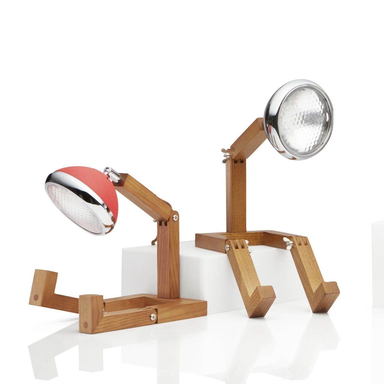 La Maison › Luminaires › Lampes De Table › Lampe Mr Wattson   Boutique cdvshop.com
