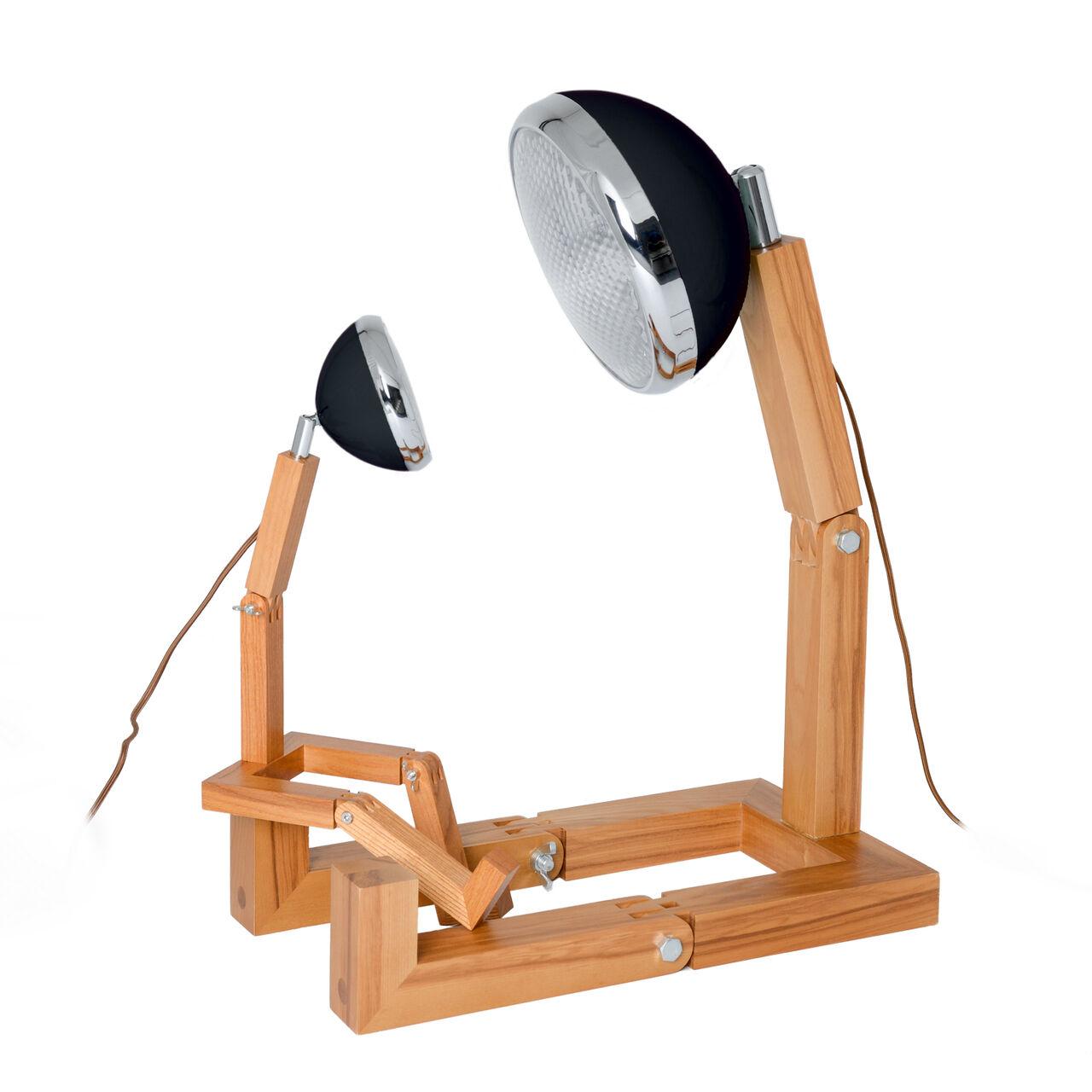 La Maison › Luminaires › Lampes De Table › Lampe Mr Wattson Mini   Boutique cdvshop.com