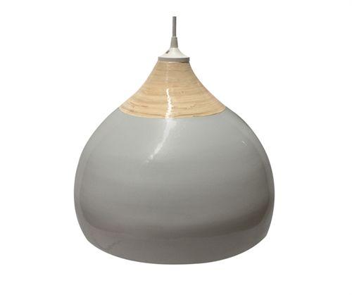 boutique la maison luminaires suspensions lampe suspension bambou grand. Black Bedroom Furniture Sets. Home Design Ideas