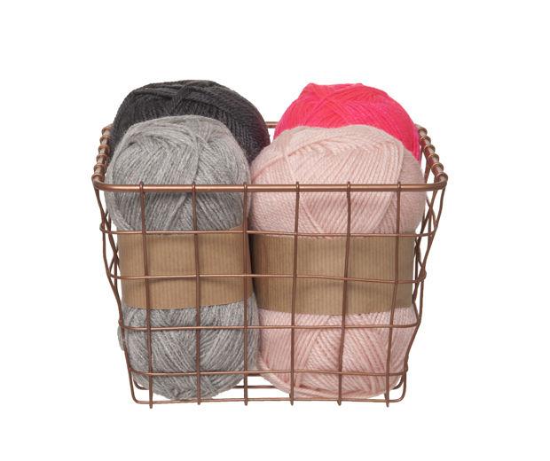boutique la maison mobilier boites rangements et porte manteaux pani re fil. Black Bedroom Furniture Sets. Home Design Ideas
