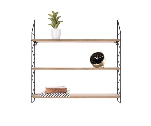 Boutique la maison mobilier meubles for Meuble zig zag conforama