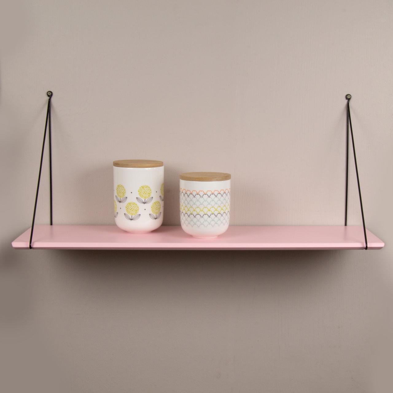 boutique la maison mobilier tables etag re babou 1 rose. Black Bedroom Furniture Sets. Home Design Ideas