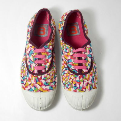 Tennis Bensimon enfant liberty kaleidoscope