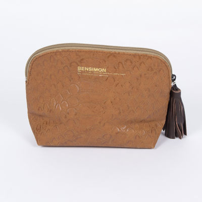 Trousse Bensimon - New Pocket Croco