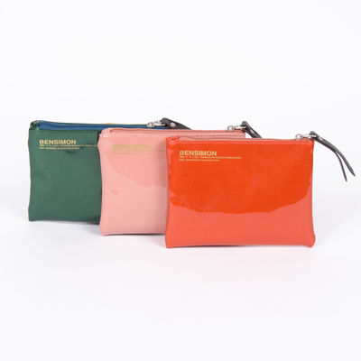 Trousse Bensimon - Small Pocket Glossy Line