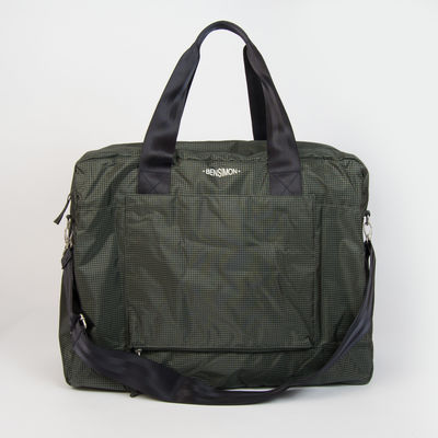 Sac Bensimon Working Line - Week end bag Ardoise (photo 1/4)