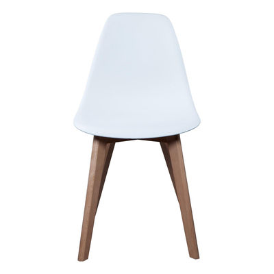 Chaise Scandinave - Blanche (photo 1/4)