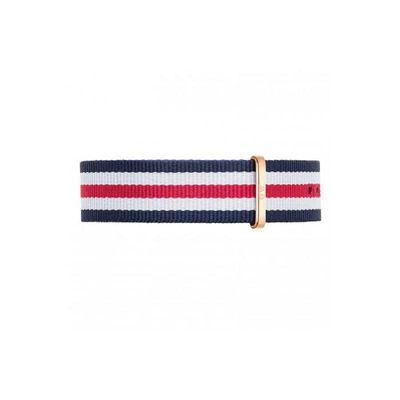 Bracelet pour montre Daniel Wellington - 18mm Canterbury rose gold