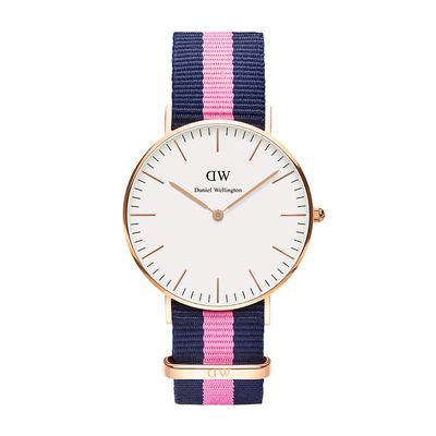 Montre Daniel Wellington - 36mm Winchester rose gold