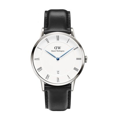 Montre Daniel Wellington - 38mm Dapper Sheffield argent (photo 1/1)