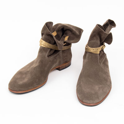 La Botte Gardiane - Boots Chelby Taupe