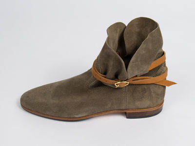 La Botte Gardiane - Boots Chelby Taupe London