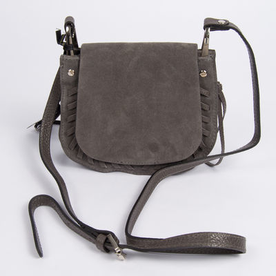Sac Gianni Chiarini - Janis small gris (photo 1/4)