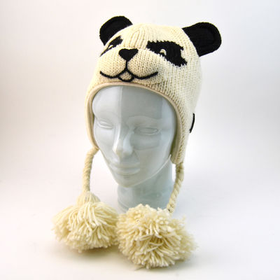 Bonnet Happyeti - Panda