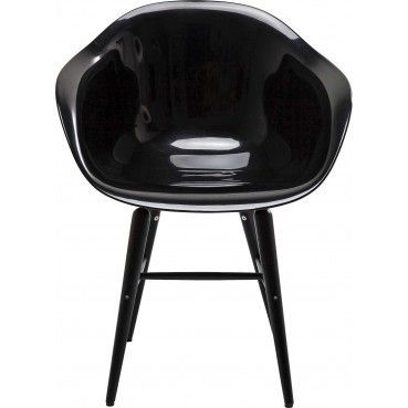Fauteuil Forum - Noir (photo 1/4)