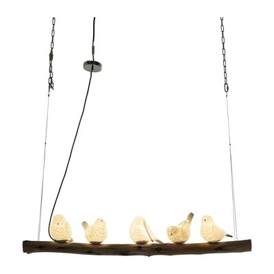 Lampe suspension Birds