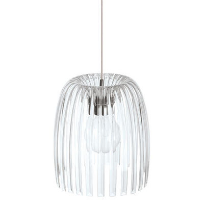 Lampe suspension Koziol - Joséphine transparente