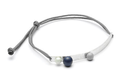 Bracelet Louise Kragh - Ball marine/menthe