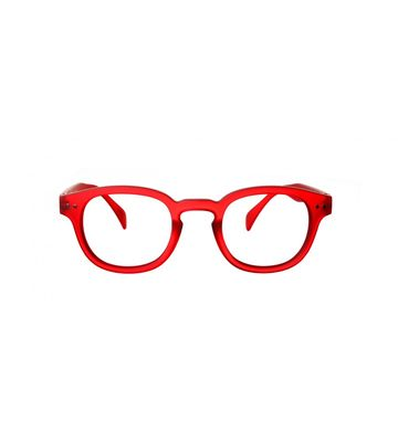 Lunettes Let me see #C red crystal (photo 1/4)