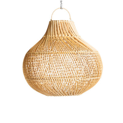 Lampe Suspension - Rotin naturel (photo 1/1)